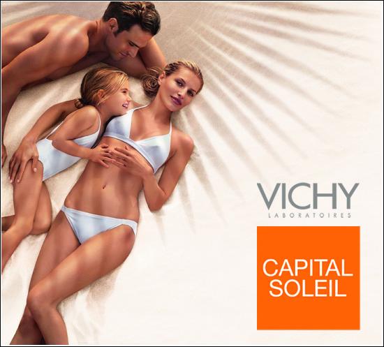 Vichy.Graphic design.