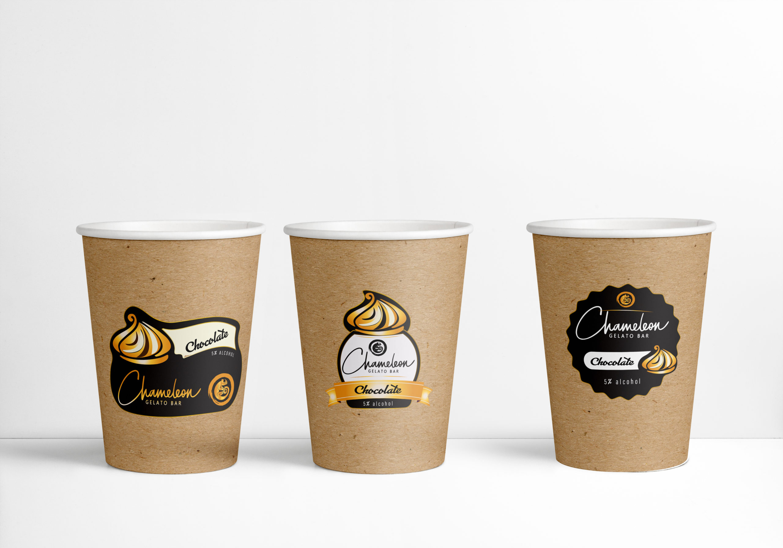 Dizajn za gellato Cameleon USA